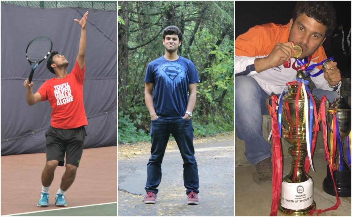 Rahul Adhikari - the teacher, the champion, the inspiration.
